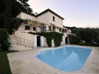 Grasse Gem Villa in Grasse to Rent, Riviera villa to let, French Riviera Villa for Rent - Grasse vacation rentals