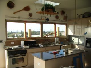 fi kitchen.JPG - Spect. 4 bd, 3 bth oceanft. house, Fire Island, NY - Fire Island - rentals