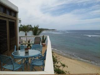 Shacks / Jobos Beach, Two Ocean Front Villas in Is - Isabela vacation rentals