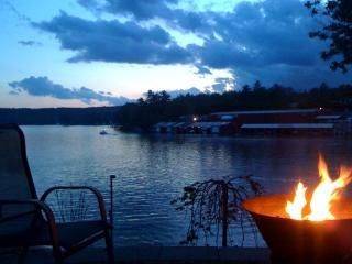 Waterfront Upscale Condo on Paugus Bay, Winnipeasukee, NH w/ private beach - Lake Winnipesaukee vacation rentals