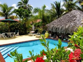 Villa on two waterfronts between ocean and lake - Turks and Caicos vacation rentals