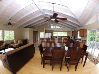 Newer Ocean View Home - Granite, Pool ! - Haleiwa vacation rentals