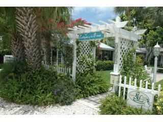 Cottages Entry - Welcome! - Cottages by the Ocean - Charm, Comfort and Value! - Pompano Beach - rentals