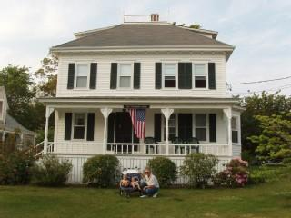 The Pennacook House from front - Walk to Beach from gorgeous Martha's Vineyard home - Oak Bluffs - rentals