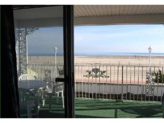 Ocean Front 2-Room Suite Apt 6 at the Colony Apartments - Ocean City vacation rentals