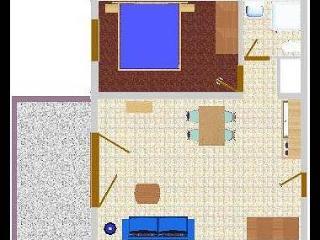 2566 A35(2+2) - Biograd - Biograd vacation rentals