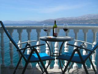 Stunning waterside penthouse on the Island of Brac - Soline vacation rentals