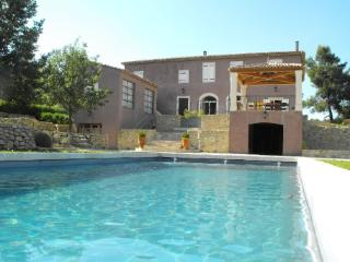 Amazing Rognes Holiday Rental with a Pool, 6 Bedroom Villa - Rognes vacation rentals