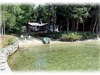 Lake Winnipesaukee Waterfront Hm Moultonborough,NH - Moultonborough vacation rentals