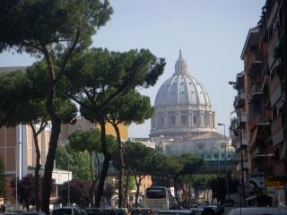 CENTRAL VATICAN FLAT,3 FLOOR,FREE TABLET&WIFI,A/C - Rome vacation rentals