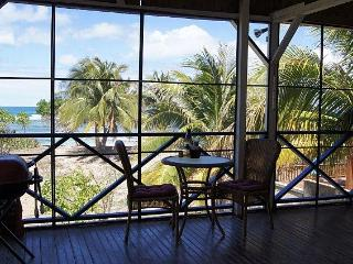 Enchanting Bungalow Best Beachfront on the Island! - Isla de Vieques vacation rentals