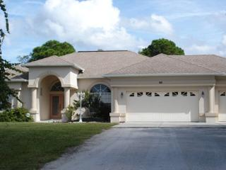 Lemon 1 - beautiful walk to beach home with pool - Englewood vacation rentals