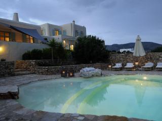Makria Miti Luxury Seafront Villa - Paros vacation rentals