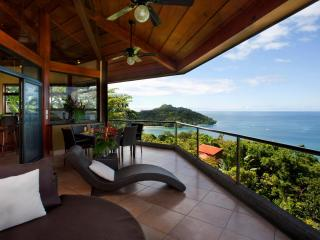 #1 Rental - Amazing Ocean Views, Wildlife, & Beach - Manuel Antonio National Park vacation rentals