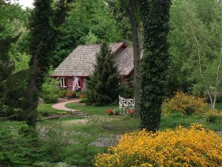 Charming Cabin - Private Beach/Harbor Shores Golf - Benton Harbor vacation rentals