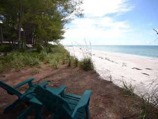 Gulf Front Beach House in popular Sunset Beach!  Pet Friendly! Sleeps 7 - Treasure Island vacation rentals