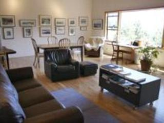 Living Room - ARTIST RETREAT overlooking Pt. Reyes National Park - Inverness - rentals