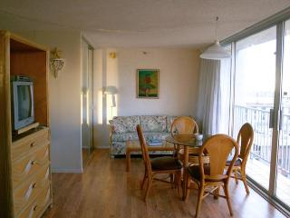Pacific Monarch Studio Condos with free Wifi - Honolulu vacation rentals