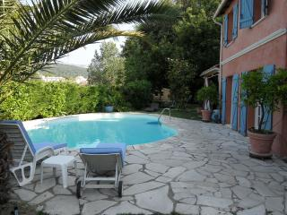 Charming family Villa on the French Riviera - Greolieres vacation rentals