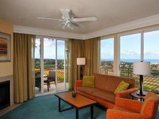 Luxury hilltop resort overlooking the Carlsbad Flower Fields and Pacific Ocean - San Diego County vacation rentals