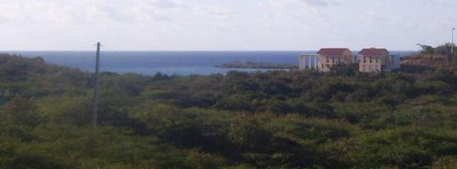 Ocean view from lanai/balcony - ZONI BREEZES UPPER - QUIET OCEAN AND COUNTRY VIEWS - Culebra - rentals