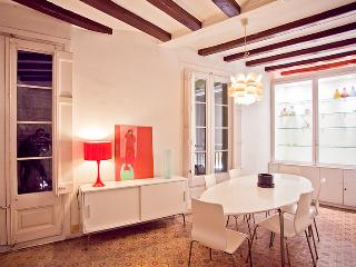 Large apartment in Las Ramblas - Barcelona vacation rentals