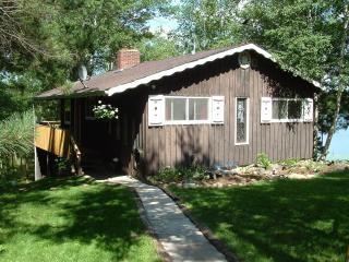 Private Lakefront Cabin - Weekly & Long Weekend - Spooner vacation rentals
