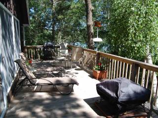 Private Lakefront Cabin - Weekly & Long Weekend - Spooner vacation rentals