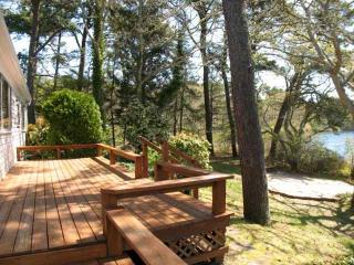 WATERFRONT on Lover's Lake - CM0375 - Chatham vacation rentals
