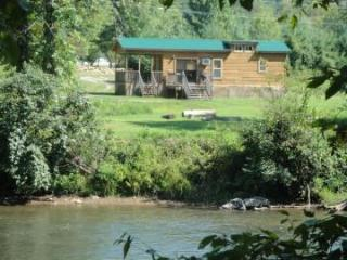 The River Gem 5 -  Mining & River Fun - Franklin vacation rentals