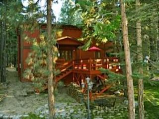 The front of the house - Awesome Heavenly Location 5/4 *Can add Guesthouse* - South Lake Tahoe - rentals