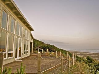 Gorgeous Oceanfront Beach House - Unique on Coast - Seal Rock vacation rentals