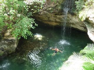 Gorgeous Beach Condo with Private Cenote - H2O - Playa del Carmen vacation rentals