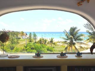 NA301F- Beachfront Condo with Amazing Ocean Views - Playa del Carmen vacation rentals