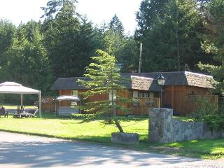 Nice House with Deck and Satellite Or Cable TV - Gabriola Island vacation rentals