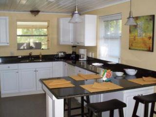 2500NBeach - kitchen - Beautiful 2/2 house on the Gulf of Mexico. - Englewood - rentals