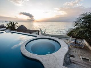 Casa Diane (202) - Beautiful Condo, Ocean View, Fantastic Pool - Cozumel vacation rentals