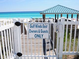 Gulf Winds # 9 * FACES GULF OF MEXICO * UNBELIEVEABLE VIEWS * 2 BR TOWNHOME - Destin vacation rentals