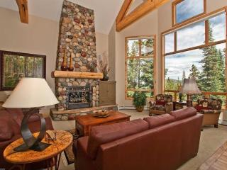 XMAS Available,  Upscale 6 BR Ski in/out, Hot tub - Breckenridge vacation rentals