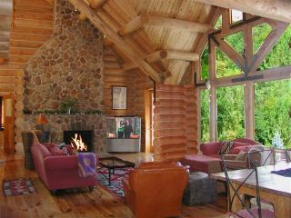 El Salto Log Home Compound - Taos Area vacation rentals
