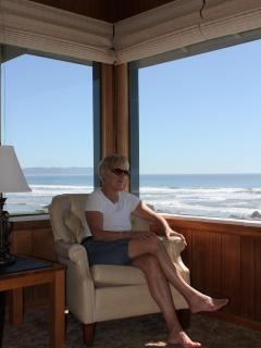 Cayucos OCEAN FRONT Home FREE INTERNET - Cayucos vacation rentals