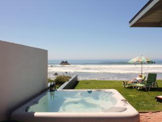 Cayucos OCEAN FRONT Home FREE INTERNET - Avila Beach vacation rentals