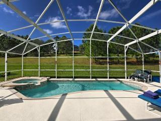 LUXURY VILLA, WESTHAVEN with PRIVATE POOL/SPA NEAR DISNEY. SELECTED DATES FREE POOL/SPA HEAT. - Disney vacation rentals