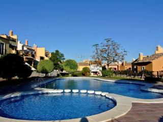 Golf, Spa, Child Friendly, Pool Garden & Courtyard - Algorfa vacation rentals