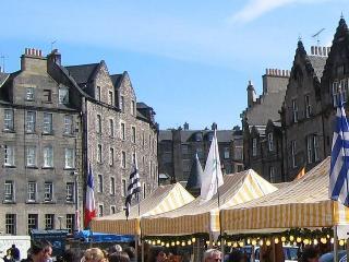 Greyfriar's Attic Apartment Edinburgh Old Town - Edinburgh vacation rentals