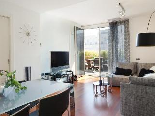 Amazing Plaza Catalunya Terrace Apartment - Barcelona vacation rentals