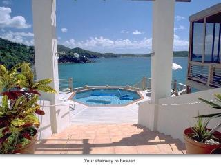 Rendezvous by the Sea -- Stairway to Heaven - Cruz Bay vacation rentals