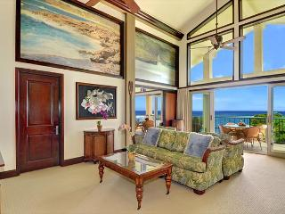 THE Grand Ali'i PRESIDENTIAL Penthouse ** CALL For RATES ** - Anahola vacation rentals