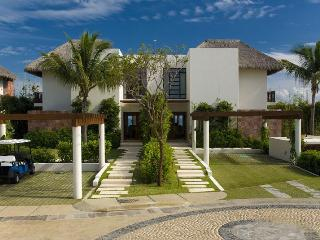Luxury Ocean View Villa in Gated Punta Mita Resort - Punta de Mita vacation rentals
