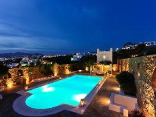 Top rated by Conde Nast Traveler, Villa Hurmuses offers sea views, chic pool & staff - Skiathos vacation rentals